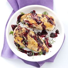 Blueberry-Dijon+Chicken