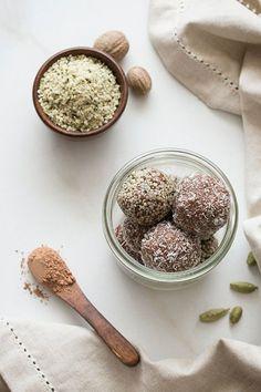 Ashwagandha Chocolate Bites // Mountain Rose Herbs