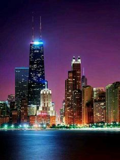 Chicago earth pics