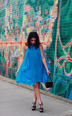 Ashley Settingiano - Color Stream - silverstile.com Unique, Color, Inspiration, Beauty, Dresses, Fashion, Biblical Inspiration, Beleza, Vestidos