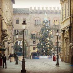Photo by: @Silvia Del Barrio Gorines Del Barrio Gorines - Parma - Emilia Romagna #NataleInItalia