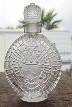 Lalique Parfum Imperial Perfume Bottle.