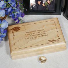 Graduation Keepsake Box