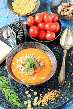 3 pomysły na lunchbox - zdrowe sałatki #1   Tysia Gotuje blog kulinarny Feta, Ethnic Recipes, Blog, Mascarpone, Blogging