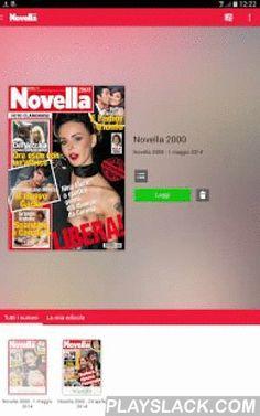 Novella 2000 - Digital Edition  Android App - playslack.com , Novella 2000 è la rivista che fa per te se vuoi essere sempre aggiornato su tutto ciò che accade nel mondo delle celebrità dello spettacolo, italiane e internazionali, e dei personaggi più popolari della politica e della cultura.Inoltre, scoop esclusivi, grandi reportage fotografici e articoli sempre pungenti e ironici.Sfoglialo pagina per pagina e scopri il piacere di leggere Novella 2000 in versione digitale… buona lettura!