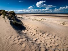 Holkham Beach in Norfolk, England | by Roger B.
