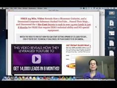 Tube Traffic Mojo The Best Online Video Course