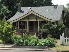 obsession with Portland bungalows