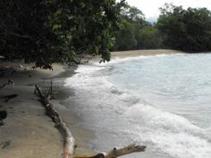 Wom Beach - Wewak, Papua New Guinea.  Here is where I grew up.  I want to go home.