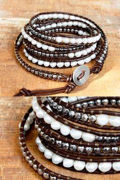 Bracelet wrap vintage