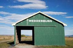 Rail shed NZ
