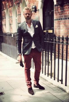just, informal suit need to be in every men's wardrobe