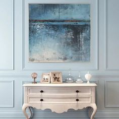 blue abstract wall art,extra large abstract painting on canvas,large wall art canvas painting,living room wall art,large canvas art Large Abstract Wall Art, Blue Abstract Painting, Large Canvas Wall Art, Abstract Canvas, Abstract Landscape, Modern Art Paintings, Acrylic Paintings, Painting Canvas, Oversized Wall Art