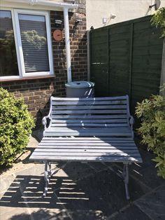 Shabby garden furniture