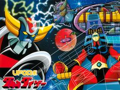 Goldorak Grendizer Wallpaper 006