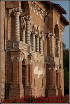 Mogosoaia palace is situated about 10 kilometres from Bucharest, Romania.