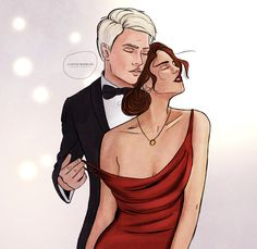 from the fanfic Manacled by SenLinYu Arte Do Harry Potter, Harry Potter Artwork, Draco Harry Potter, Harry Potter Drawings, Harry Potter Ships, Harry Potter Memes, Scorpius Malfoy, Draco Malfoy, Rose And Scorpius