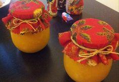 Karácsonyi narancslekvár Pho, Pickles, Planter Pots, Food And Drink, Favorite Recipes, Sweets, Cooking, Christmas, Kitchen