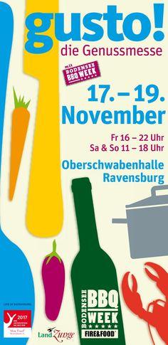 gusto! Die Genussmesse in Ravensburg! #gusto! #ravensburg #genussmesse #bbqweek #feinkost #genuss #imker #whisky #käse