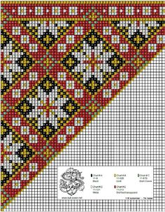 Bunad, Smykker, vev & rosemaling: Bunad Hardanger Embroidery, Folk Embroidery, Cross Stitch Embroidery, Embroidery Patterns, Bead Loom Patterns, Peyote Patterns, Cross Stitch Designs, Cross Stitch Patterns, Cross Stitch Quotes