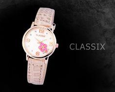 Dievčenské hodinky CLASSIX D003
