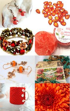 OPEN~GEMSALAD'S ROUND 238~EVERYONE WELCOME! sales already 2! by Dayle Wilson on Etsy--Pinned with TreasuryPin.com