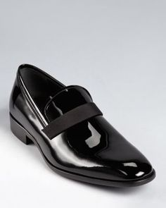 Hugo Boss Highline Patent Leather Loafers - 100% Exclusive | Bloomingdales's