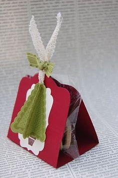 Pennant Parade Christmas Tree Treat