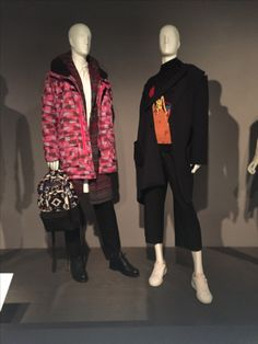 On the blog: The museum at FIT Black Fashion Designers Exhibit