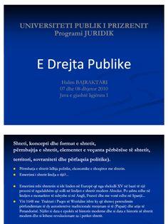 I'm reading E Drejta Publike - java e  6 deri 10 on Scribd