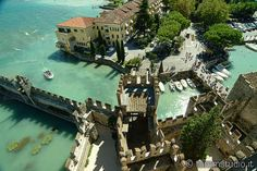 Sirmione lac de Garde Italie