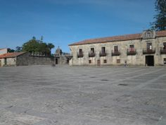 Pazo de Fefiñanes, en Cambados