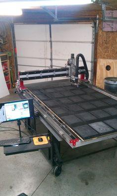 Cnc Plasma Cutter, Plasma Cutting, Cnc Woodworking, Grinding Machine, Diy Cnc, Cnc Projects, Cnc Machine, Milling, Cnc Router