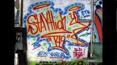 Wildstyle, City Streets, Graffiti Art, Stay High, Old School, Neon Signs, Wall, Walls