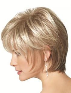 CORTES DE CABELLO on Pinterest | Short Hairstyles, Over 50 and ...