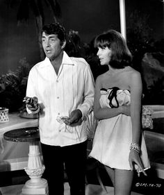 Dean Martin with Janice Rule
