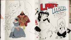 Last Man 2 special boobies edition by Bastien Vives, Balak & Sanlaville Comic Art
