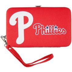 Philadelphia Phillies MLB Shell Wristlet