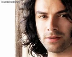 OMG Aidan Turner (gif) ok, stop that