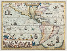 Mercator-Hondius Atlas 1607