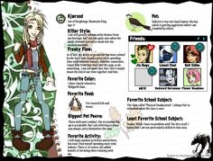 Kjaerand School's Out Bio by Shadow-People.deviantart.com on @deviantART