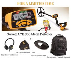 Garrett ACE 400 Metal Detector for sale online Whites Metal Detectors, Gold Detectors, Metal Detecting Tips, Metal Detector Reviews, Garrett Metal Detectors, Gold Prospecting, Ace Family, Accessories, Ebay