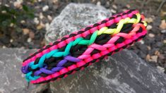 Püppys Daydream - Modified Webbed Endless Falls & Luna's Snake Belly | Swiss Paracord