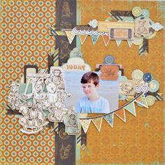 Kaisercraft - Hidden Treasures - Joanne Bain