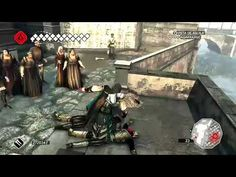 Ezio doing his thing - YouTube Assassin's Creed Videos, Assassins Creed, Youtube, Youtubers, Youtube Movies