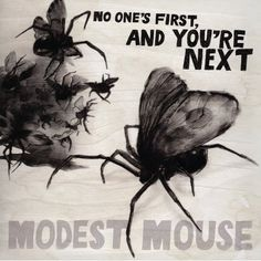 Modest mouse!!!