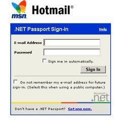 Msn inbox login