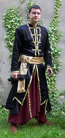 persian garb sca mens - Google Search
