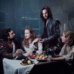 Da Vinci's Demons: new season 2 promo & behind the scenes photos | Tom Riley