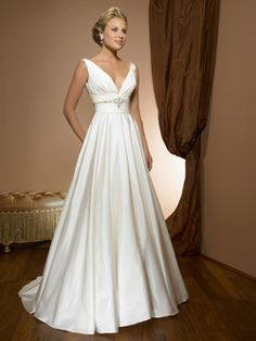 Allure Bridals P838 Wedding Dress